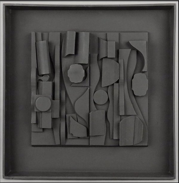Fabuleux Louise Nevelson Assemblage In Decorating QV87