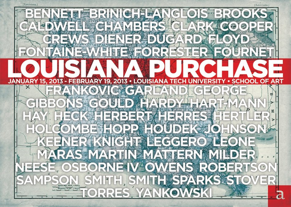 la purchase poster