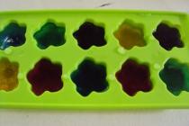 tray cubes