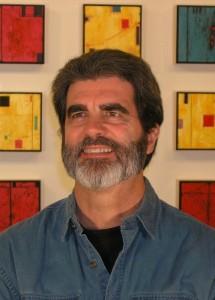 artist Ed Pinkston
